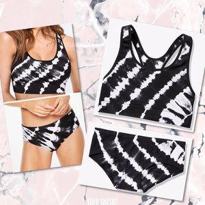 Victoria's Secret PINK Seamless Sports Bra & Panty